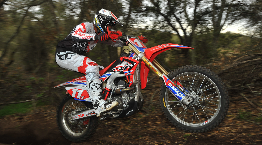 JCR Racing's Johnny Campbell