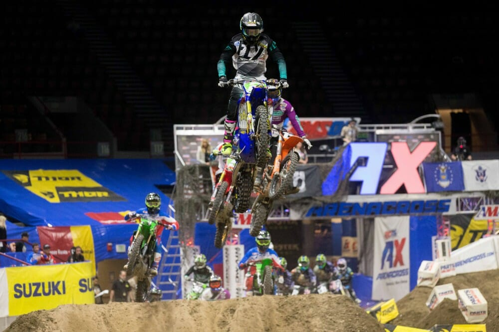 2017 Denver Arenacross Results
