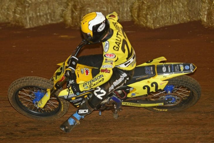 Dalton Gauthier Suspended From AMA Flat Track