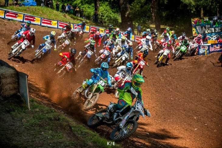 Two-Strokes Return To AMA MX