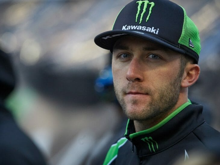 Eli Tomac Extends Contract With Monster Energy Kawasaki