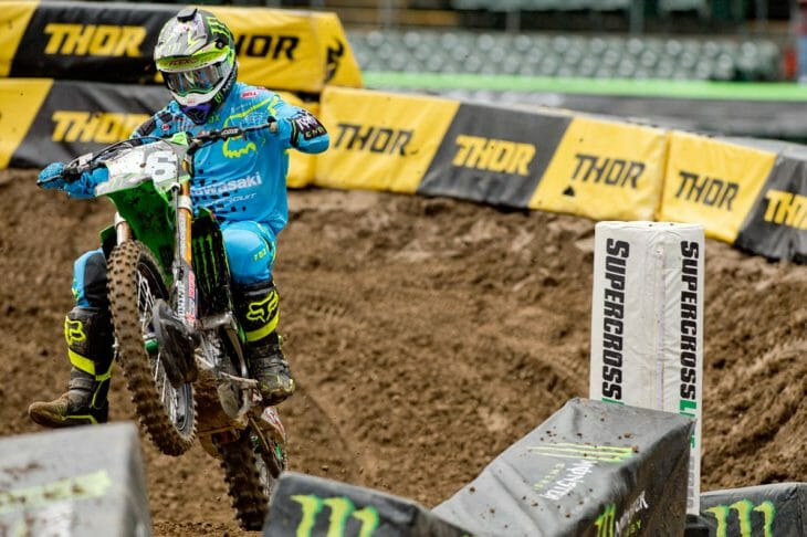 Forkner Returns From Injury In SLC