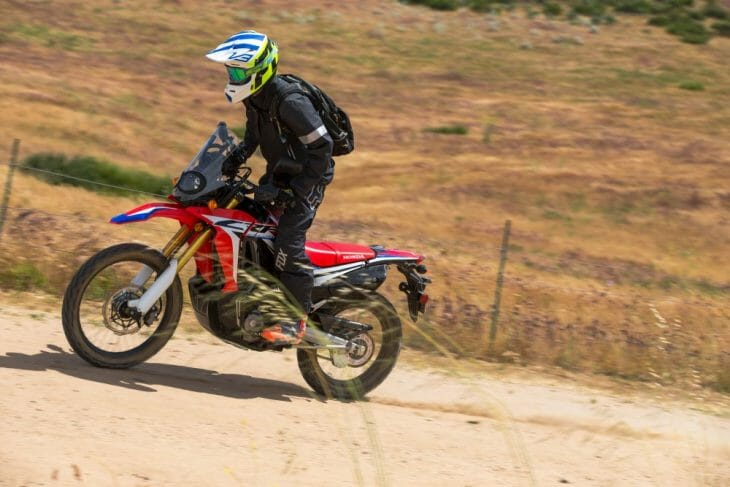 2017 Honda CRF250 Rally & CRF250L First Ride