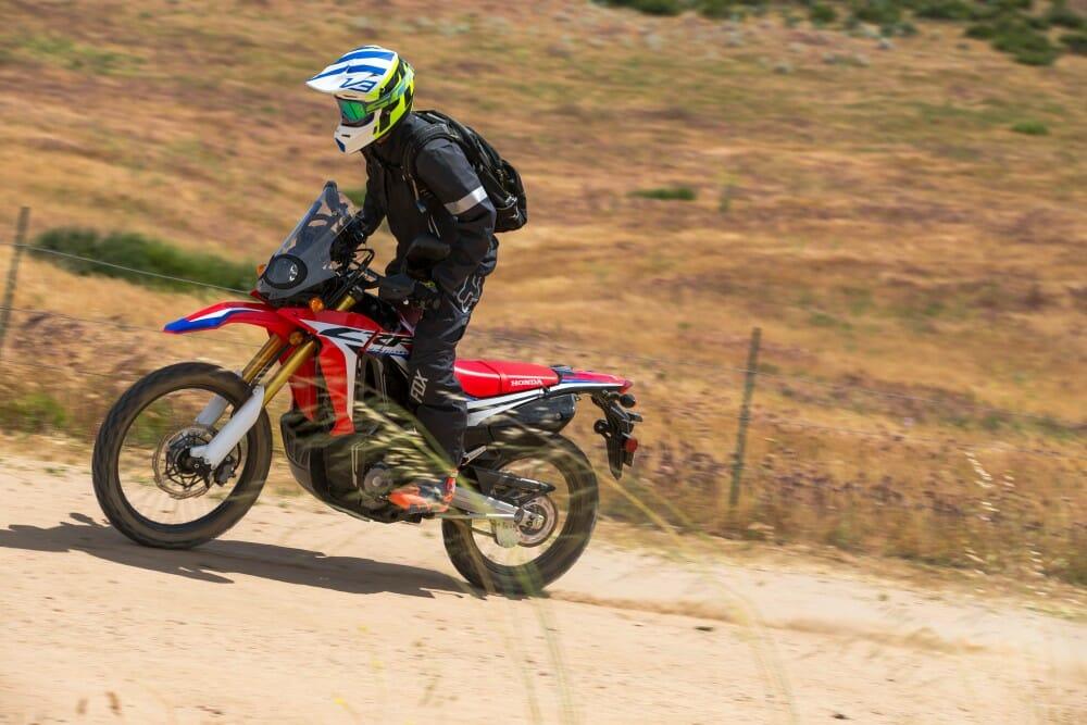 2017 Honda CRF250 Rally & CRF250L First Ride