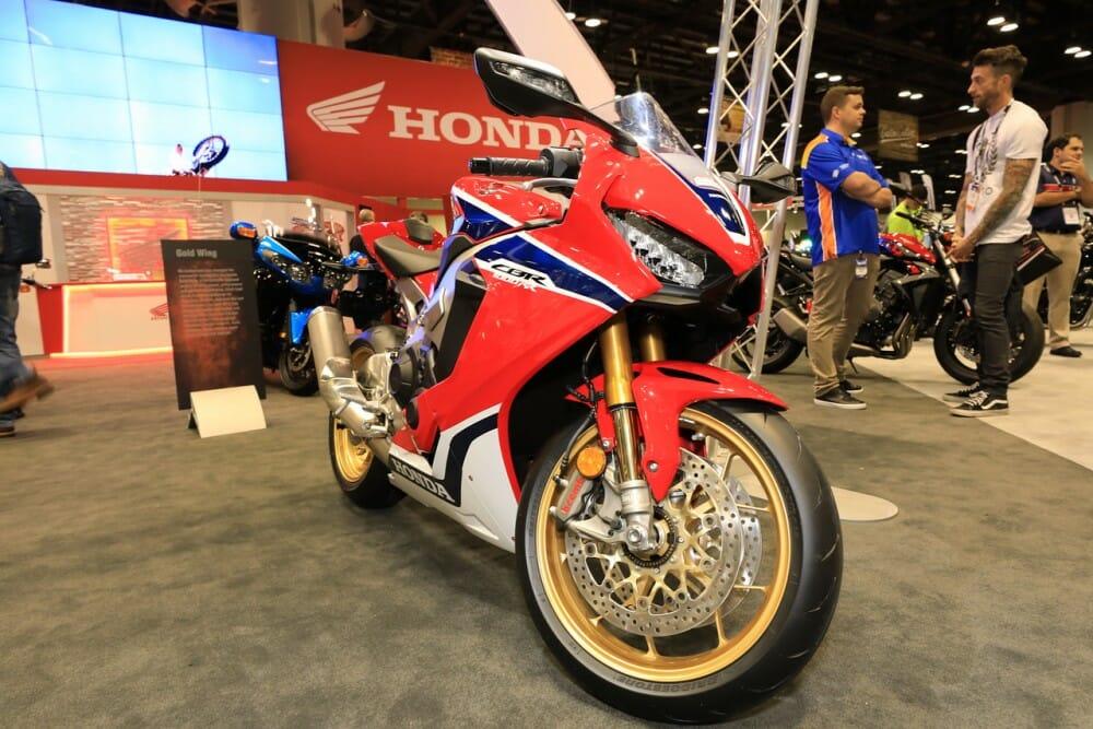 American honda returns to aimexpo in columbus cycle news for American honda motor co