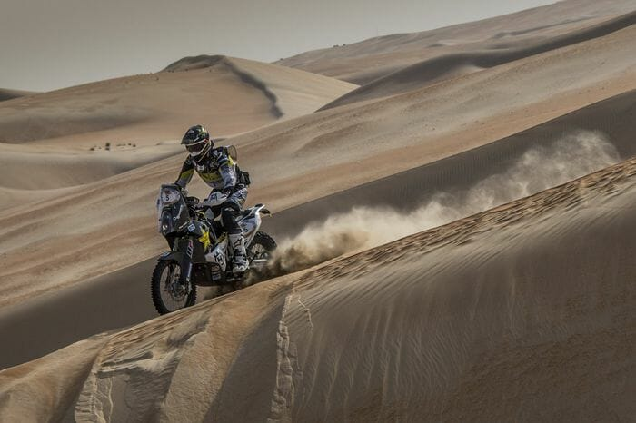 Pela Renet -FIM Cross-Country Rallies Update/Abu Dhabi Desert Challenge