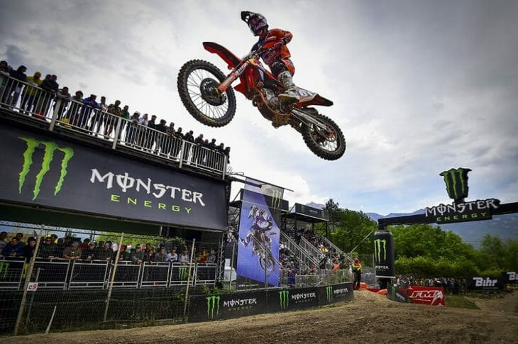 2017 Trentino MXGP Results