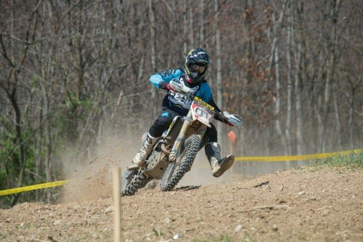 2017 Full Gas Sprint Enduro Virginia Results