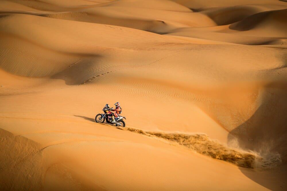 2017 Abu Dhabi Desert Challenge Results