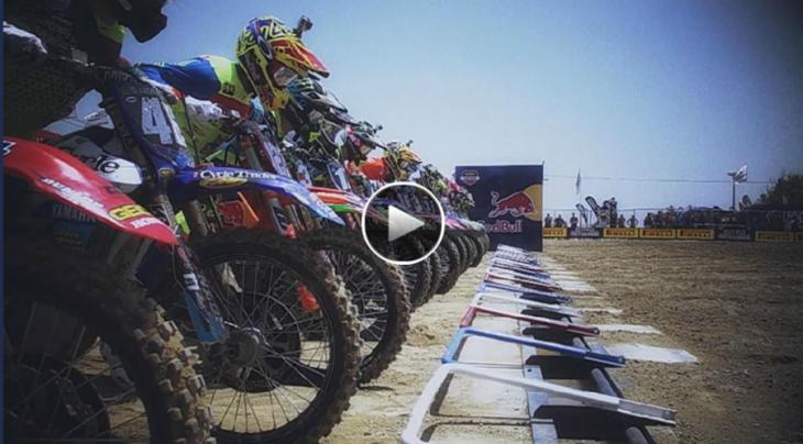 2017 Glen Helen Motocross Highlight Video