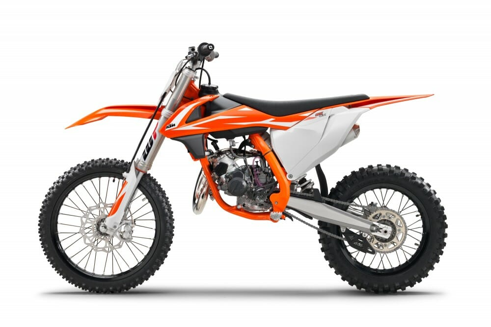 2018 ktm motocross sx lineup cycle news. Black Bedroom Furniture Sets. Home Design Ideas