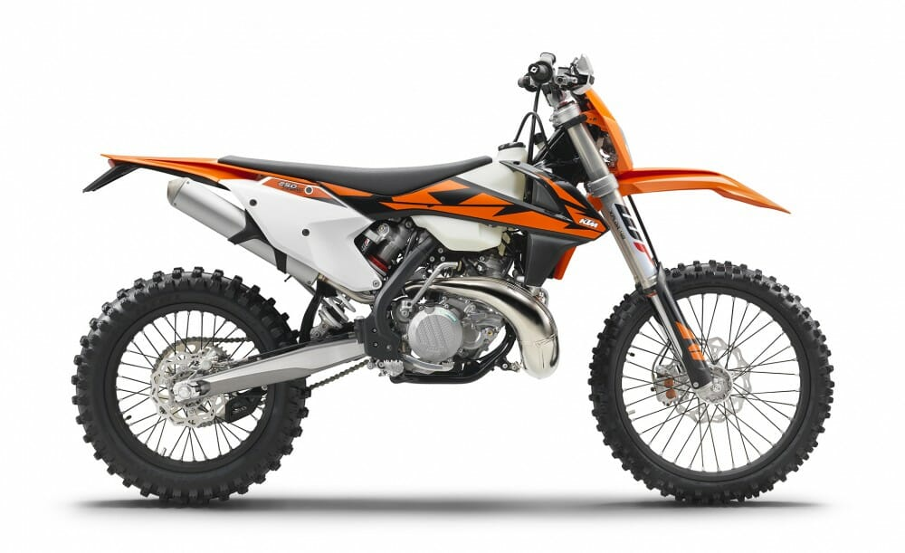 2018 KTM 250 XC-W TPI First Look