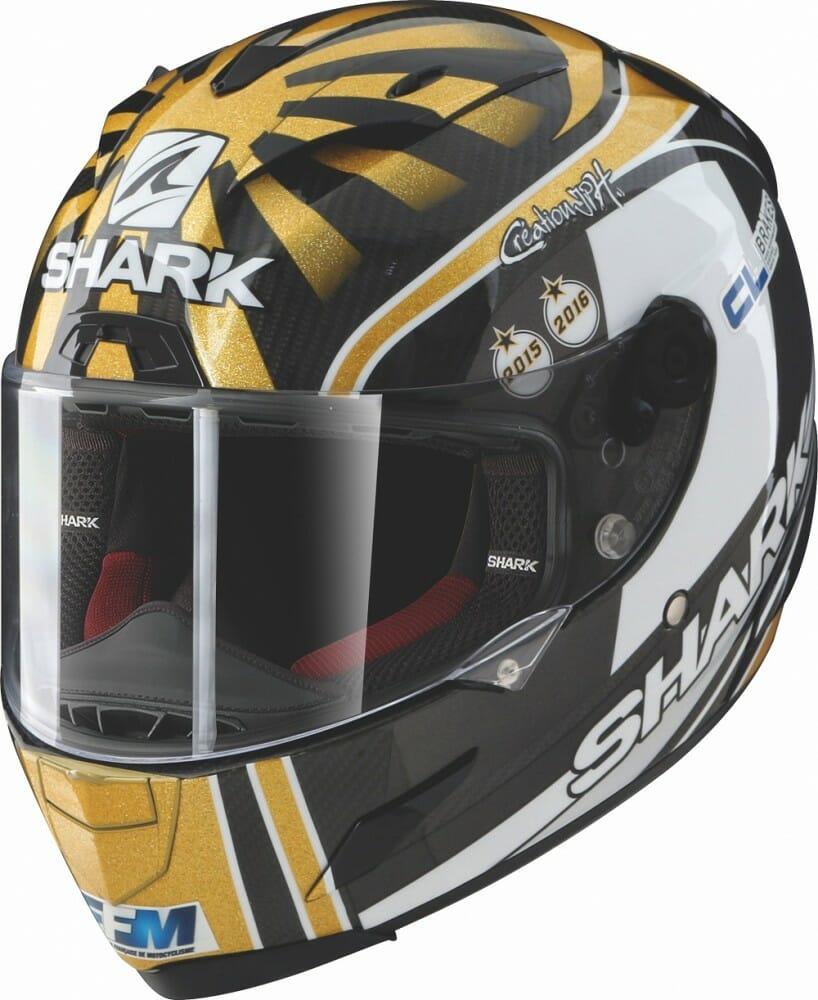 Shark Helmets Zarco Replica