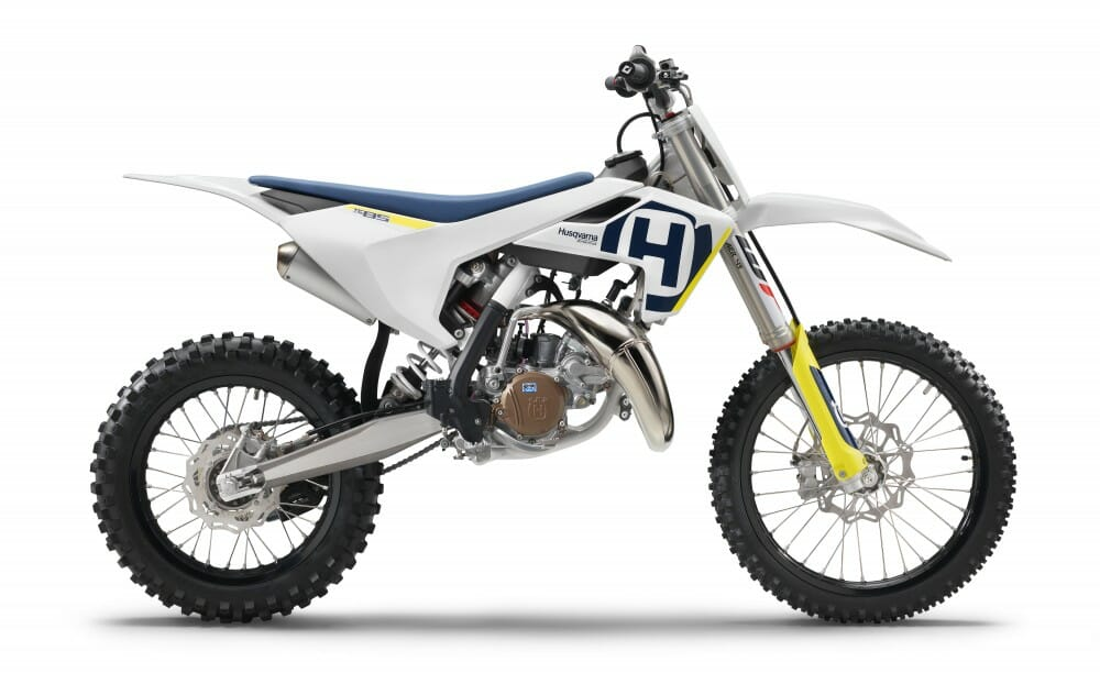 2018 Husqvarna TC & FC Motocross First Look