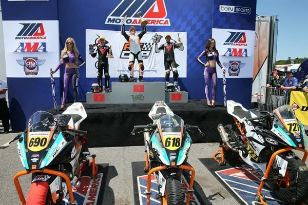 KTM RC Cup Championship Update