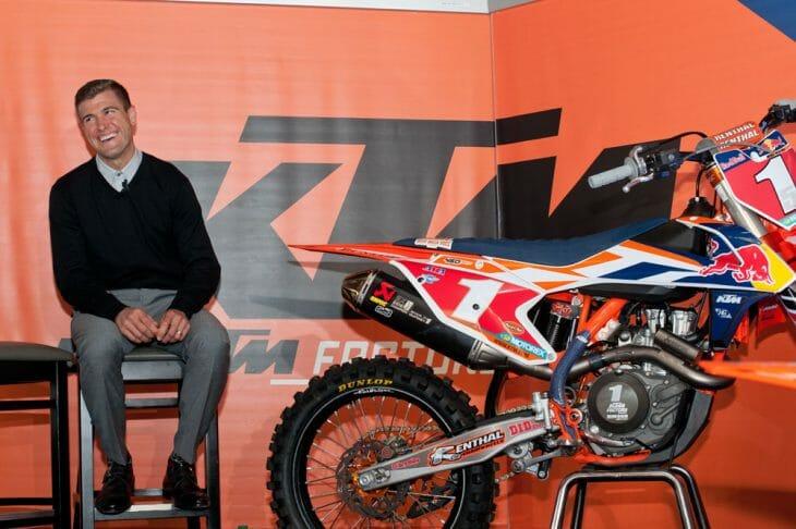 Ryan Dungey Announces Retirement