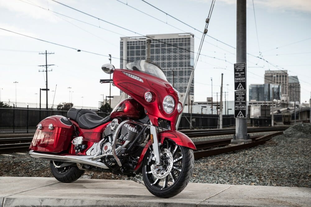 2018 Indian Motorcycle Rumors >> Polaris To Exhibit 2018 Lineup At 2017 Aimexpo Cycle News