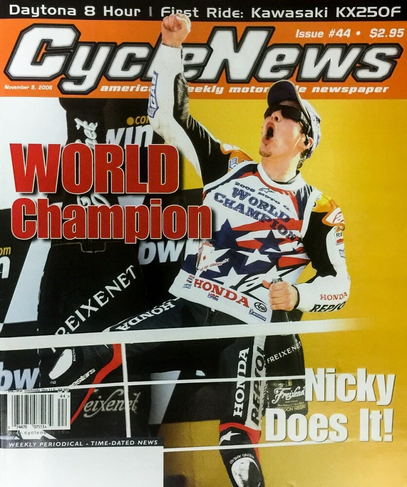 Nicky Hayden Much More Than A Champion