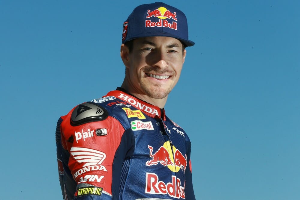 Nicky Hayden AMA Horizon Award