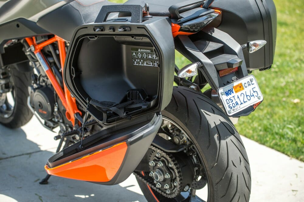 2017 ktm 1290 super duke gt road test: road king - cycle news
