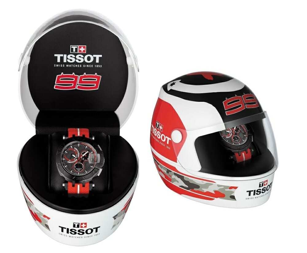 Tissot 2017 T-Race MotoGP Watches - Cycle News