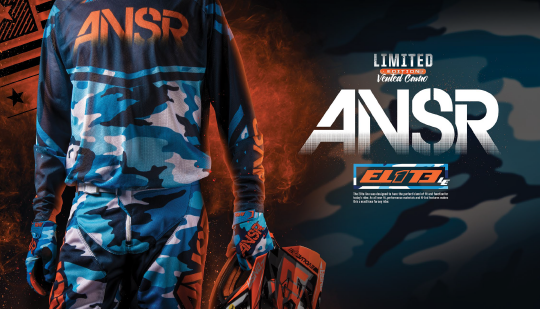 Answer Racing Releases New Limited Edition Camo Apparel