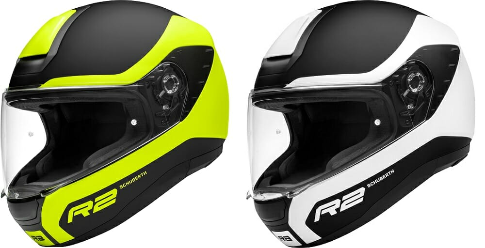 Schuberth R2 Full-Face Helmet