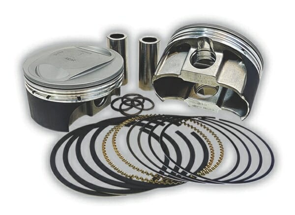 UEM KB Super-Duty Piston Series for Harley Twin-Cams
