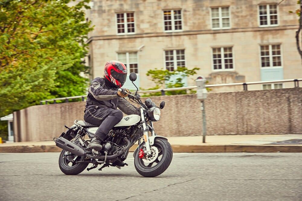 2018 Kymco Spade 150 motorcycle