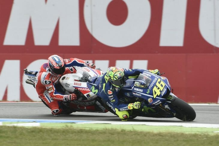 2017 MotoGP Results from Assen