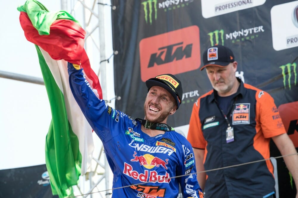 2017 Lombardia MXGP Results