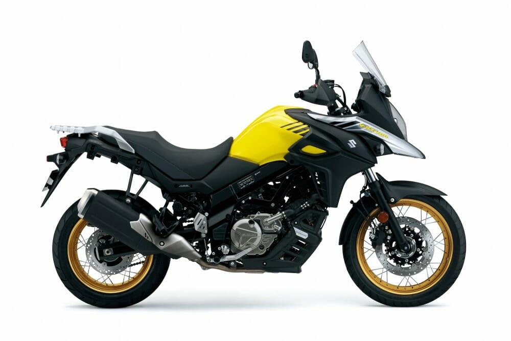 2017 Suzuki V-Strom 650 & 650XT First Test