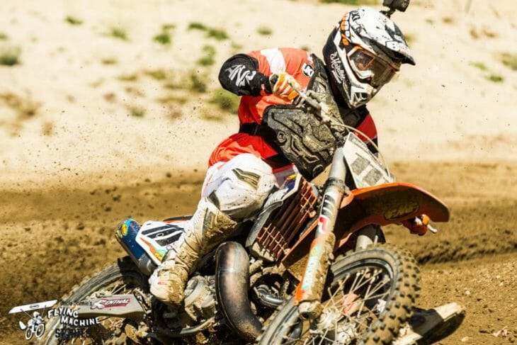 Mike Sleeter 2017 Two Stroke Nationals
