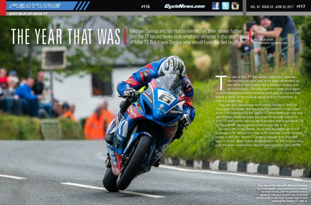 2017 Isle of Man TT