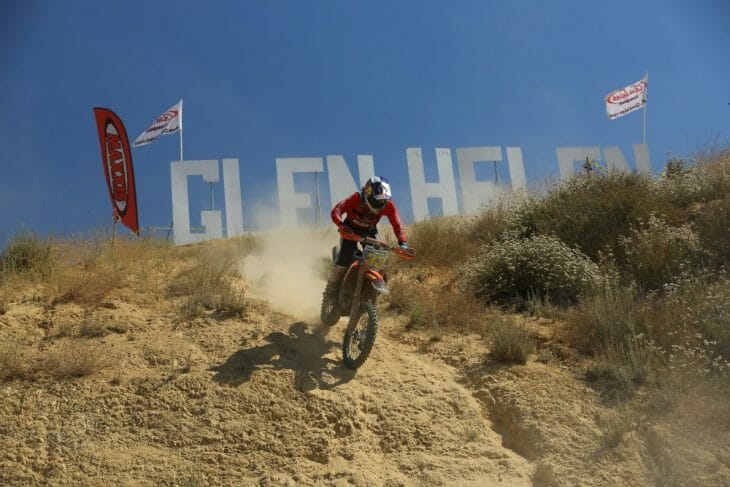 2017 Glen Helen WORCS Results
