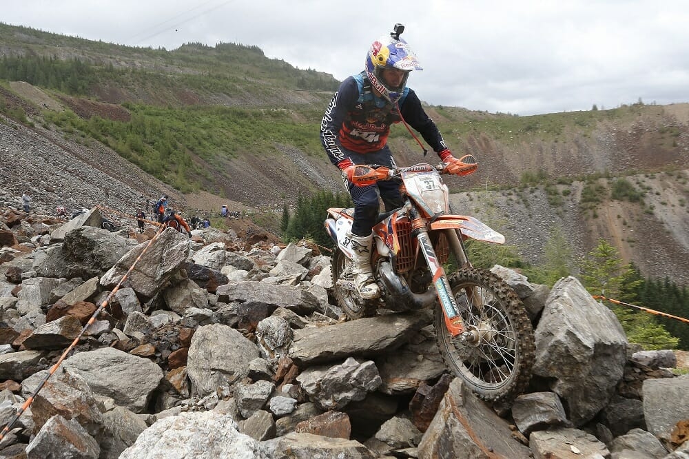 Cody Webb - Erzberg Rodeo Red Bull Hare Scramble