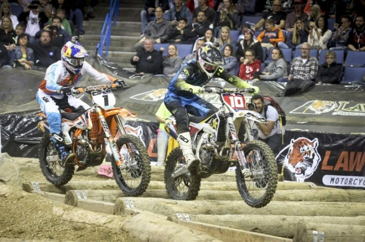 Exciting 2017 AMA EnduroCross Racing Format and Class Updates