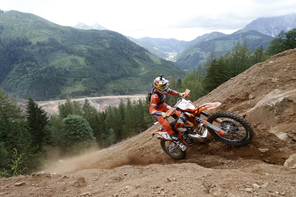 Jonny Walker - Erzberg Rodeo Red Bull Hare Scramble