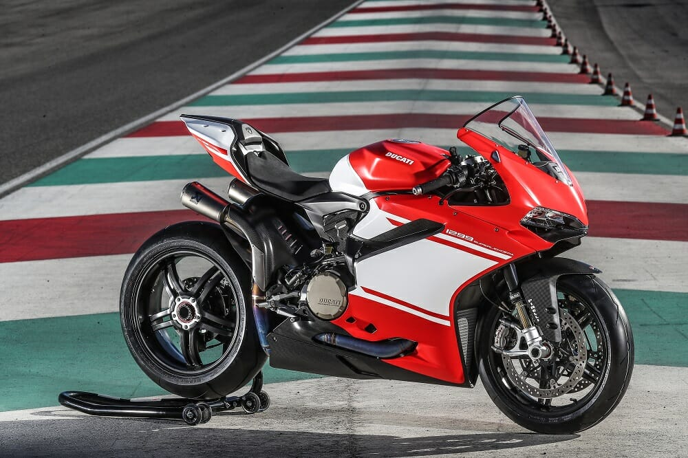 2018 Ducati 1299 Superleggera