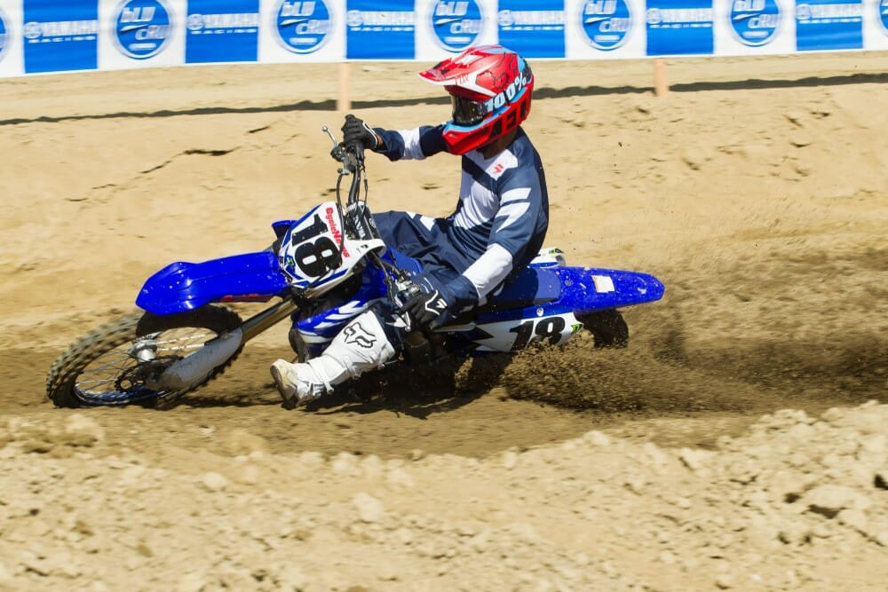2018 Yamaha YZ450F First Test