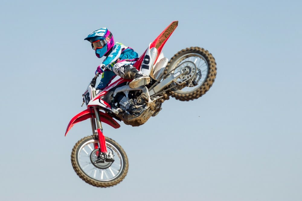 2018 Honda CRF450R First Test