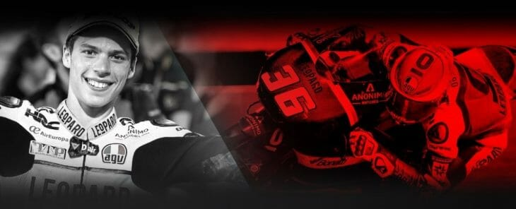 Joan Mir and Dainese Group, Contract Renewed Until 2019