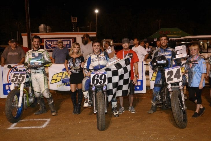 2017 Steel Shoe Nationals Hagerstown Flat Track Results