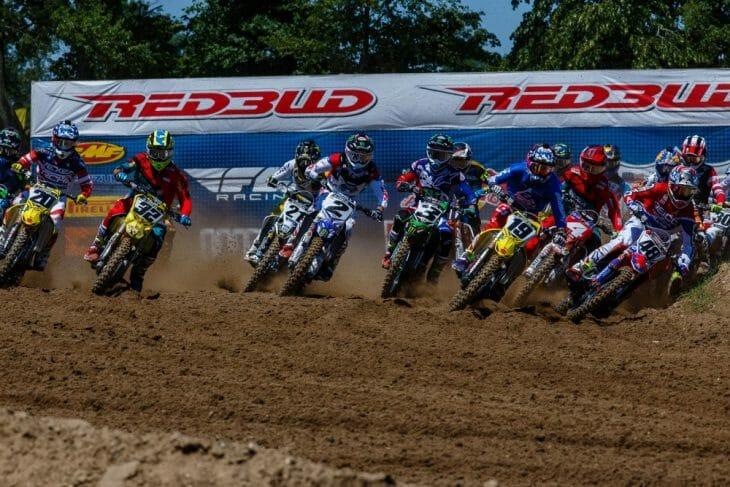 RedBud to host 2018 Motocross of Nations