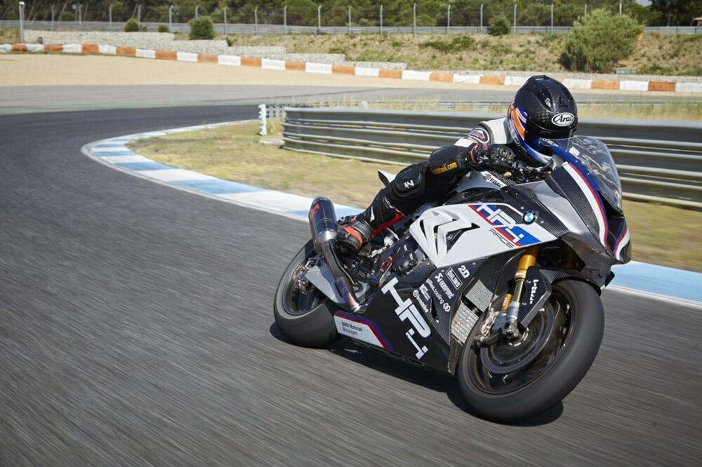 BMW HP4 Race