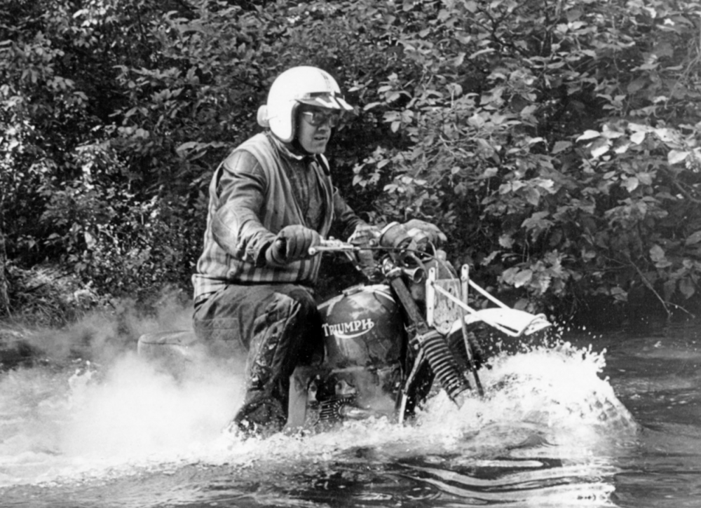 Seven-Time Grand National Enduro Champion Bill Baird Dies