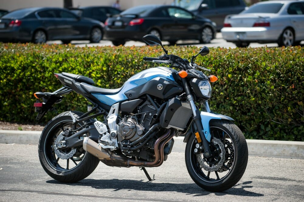 Yamaha Fz Horsepower