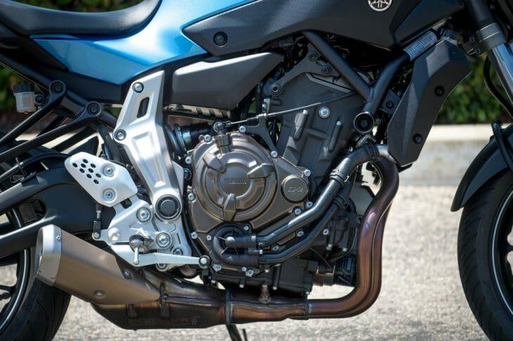 Yamaha FZ-07