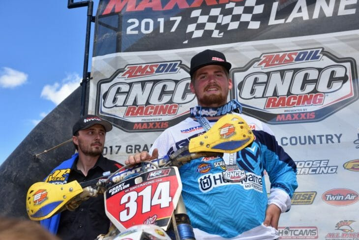 2017 The Wiseco John Penton GNCC Results
