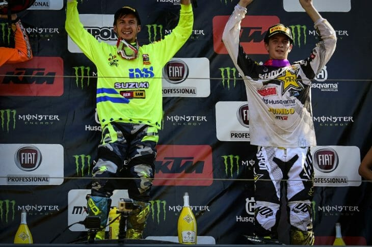 MXGP of Lombardy: A Perfect Day for Sidi and Their Champions